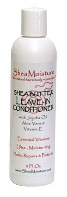 SheaMoisture Shea Butter Leave-In....Come & Get it!!!!!