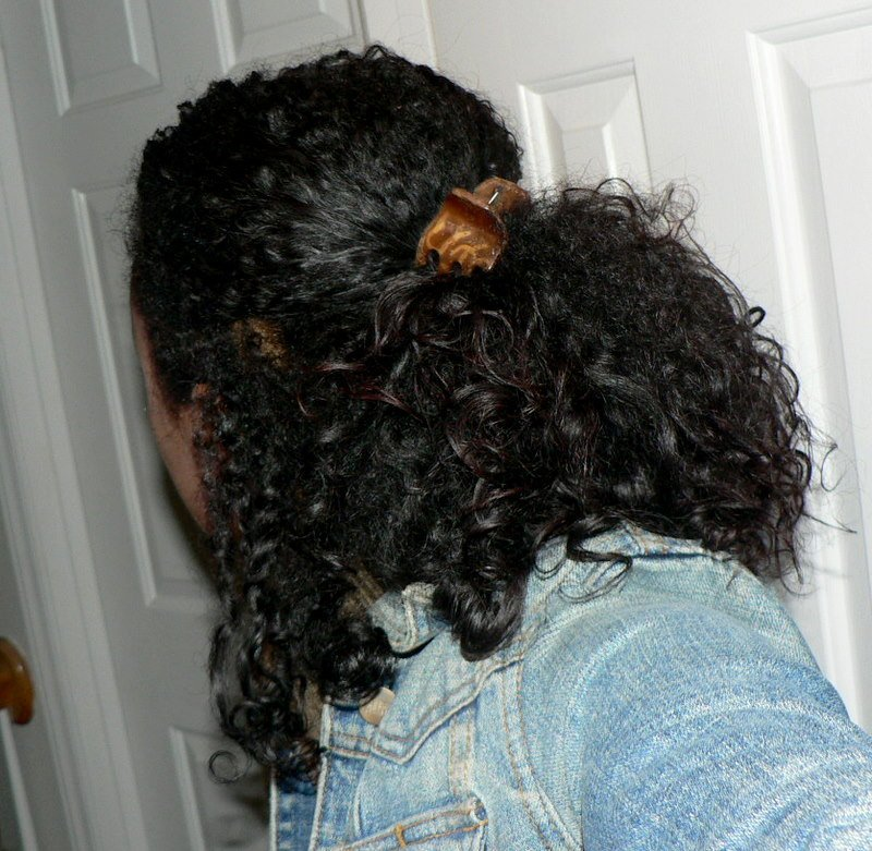 Another Way to Salvage an Old Twist-n-Curl