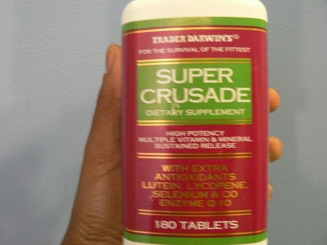 Updates to Vitamin Regimen