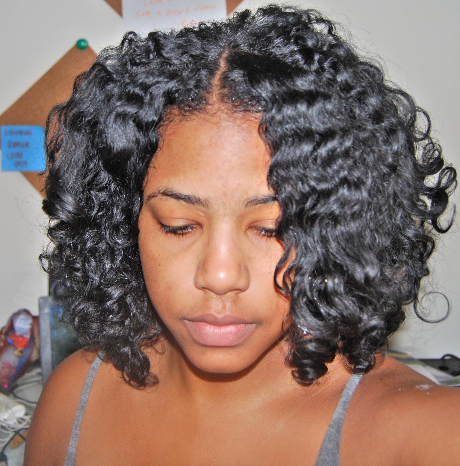Brownshugahgirl- Twist-n-Curl Results!!