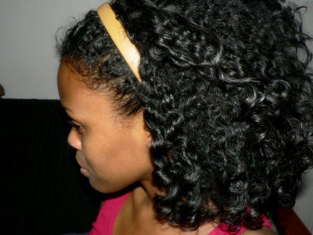 A Few Hair Pics...