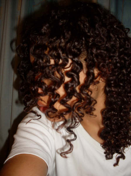 Suze's Bantu Knot-Out Results