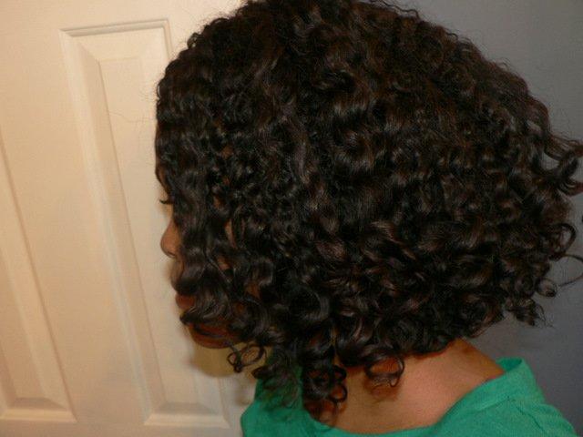 Twist-n-Curl Post Cut