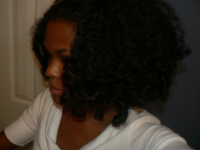 Hair Today- 3 day old TnC