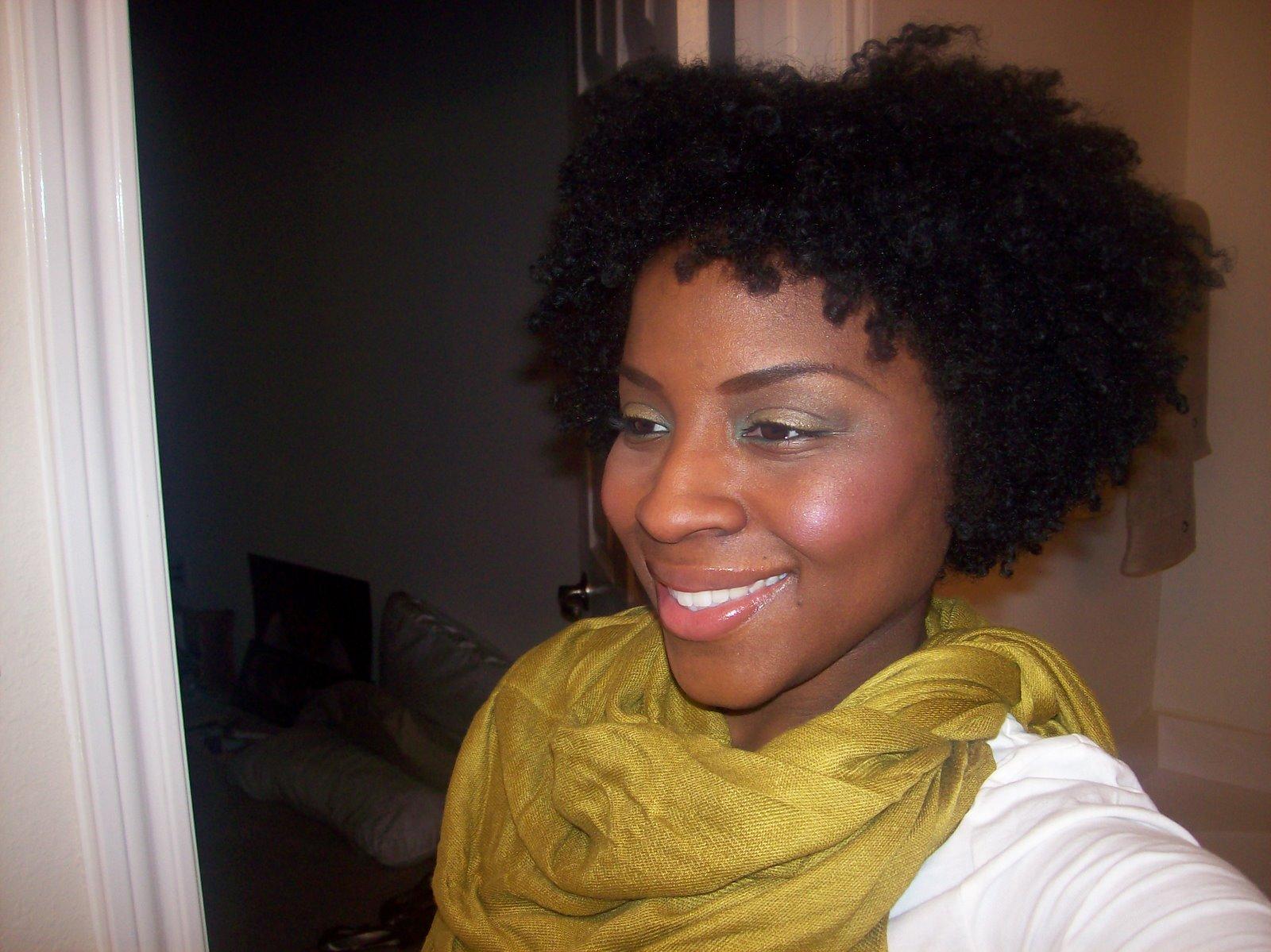 Moniero- Naturally Glam Natural Hair Idol!