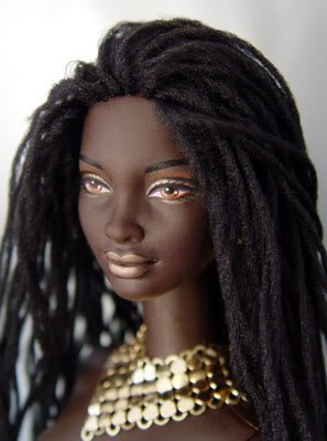 Barbie Reveals Her Natural Hair!