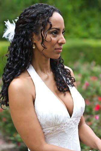 Desiree- Curly Bride!