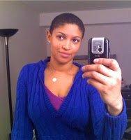 Nadia- Diary of a FLYY Black Woman