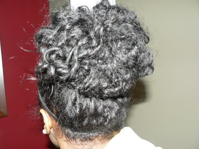 F.A.Q.--Henna and Dark Natural Hair
