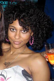 Traci-- Naturally Glam Hair Idol