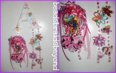 Natural Hair Accessories for the Little One!