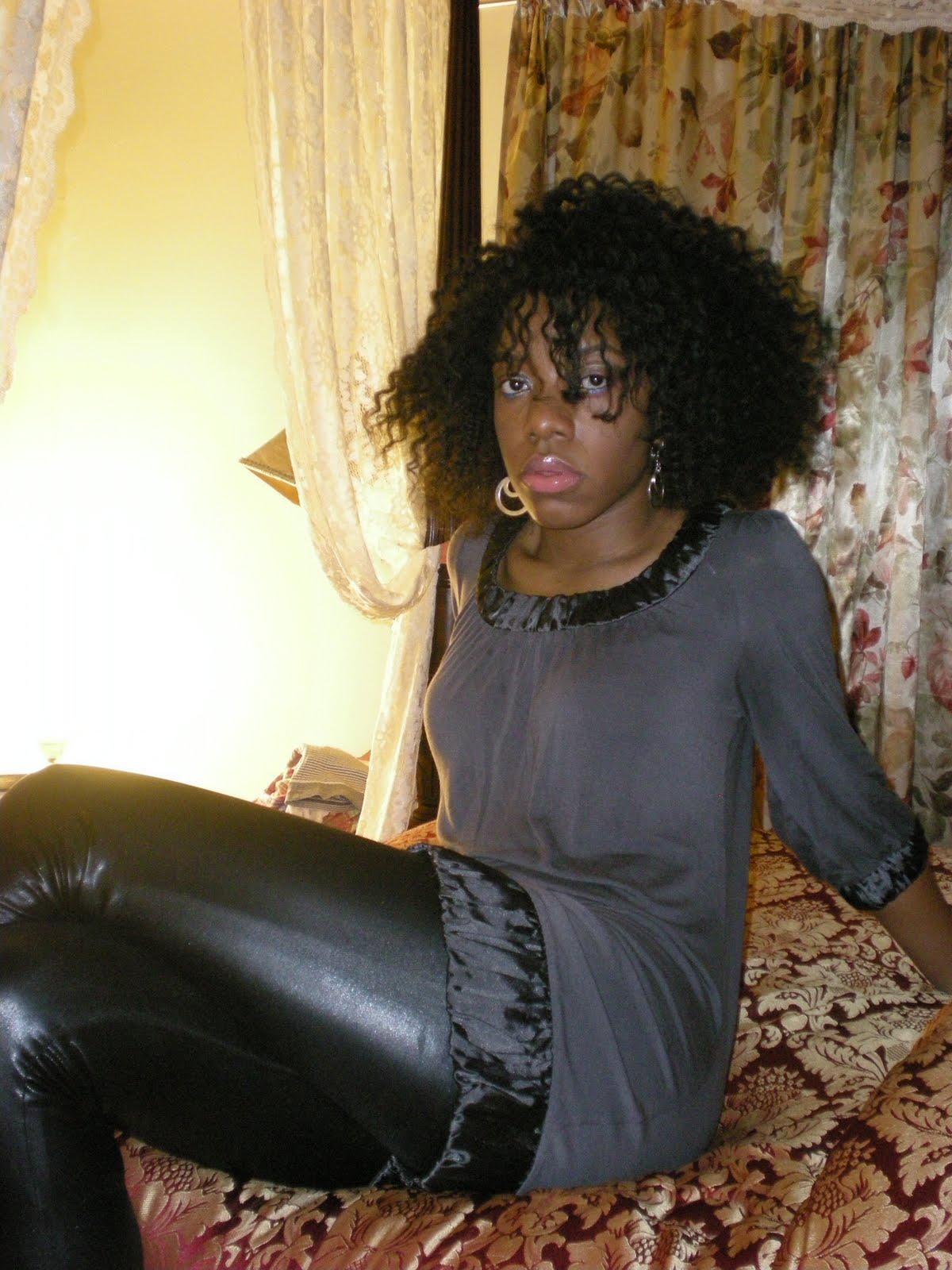 BlackMasterPiece-- Naturally Glam Hair Idol