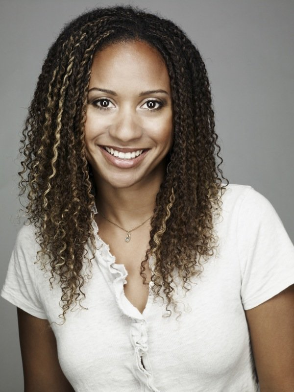 Natural Hair Celebrity- Tracie Thoms