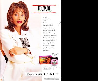 Decoding Black Hair Product Advertisements
