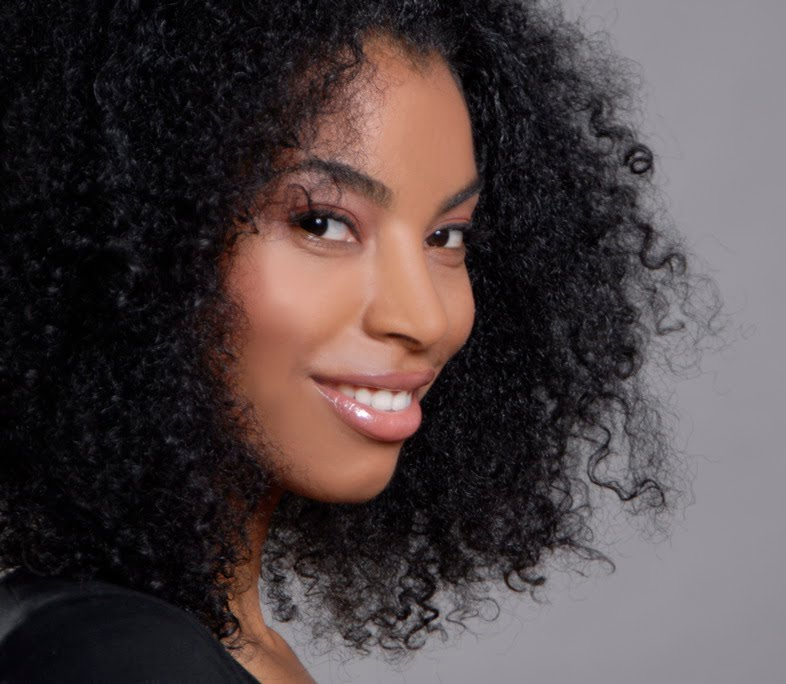 Danielle V.-- Naturally Glam Hair Idol!