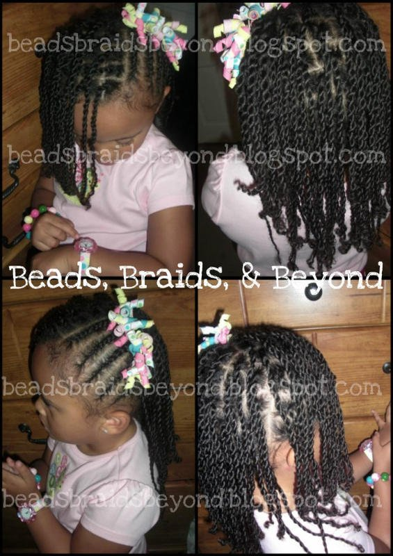 Sistertwists Style for Natural Hair