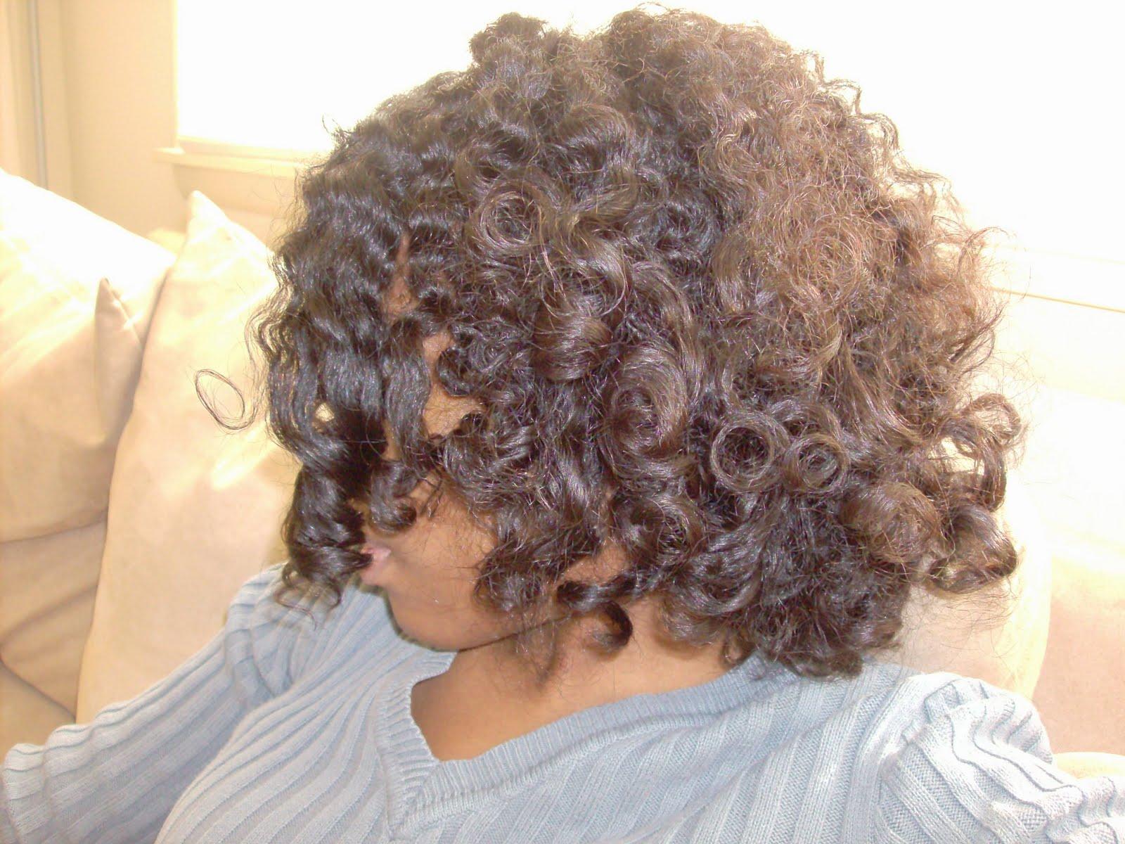TYA21-- Naturally Glam Hair Idol
