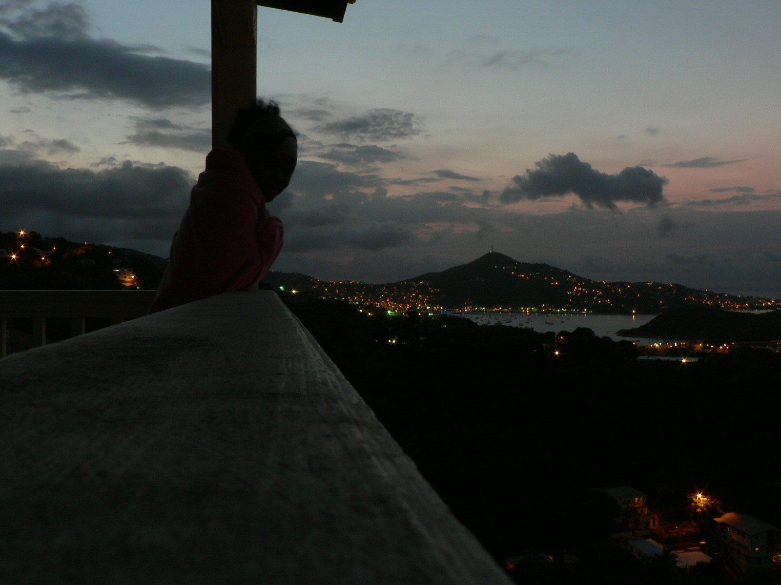 The Virgin Islands, My Hair, and the Bump!