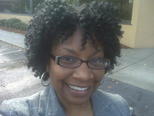 Sharee-- Naturally Glam Hair Idol