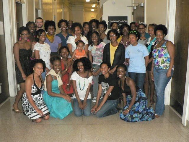 UNC Chapel Hill's S.T.R.A.N.D.S.