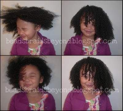 Blended Cutie Down & Out Styles- Blended Beauty