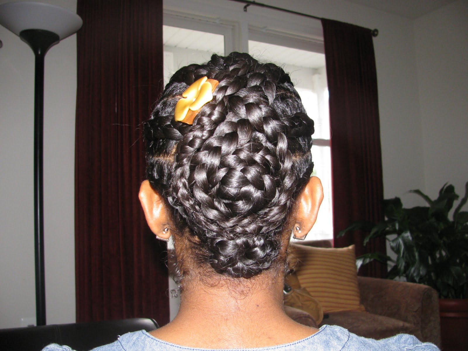 Catrina- Naturally Glam Hair Idol