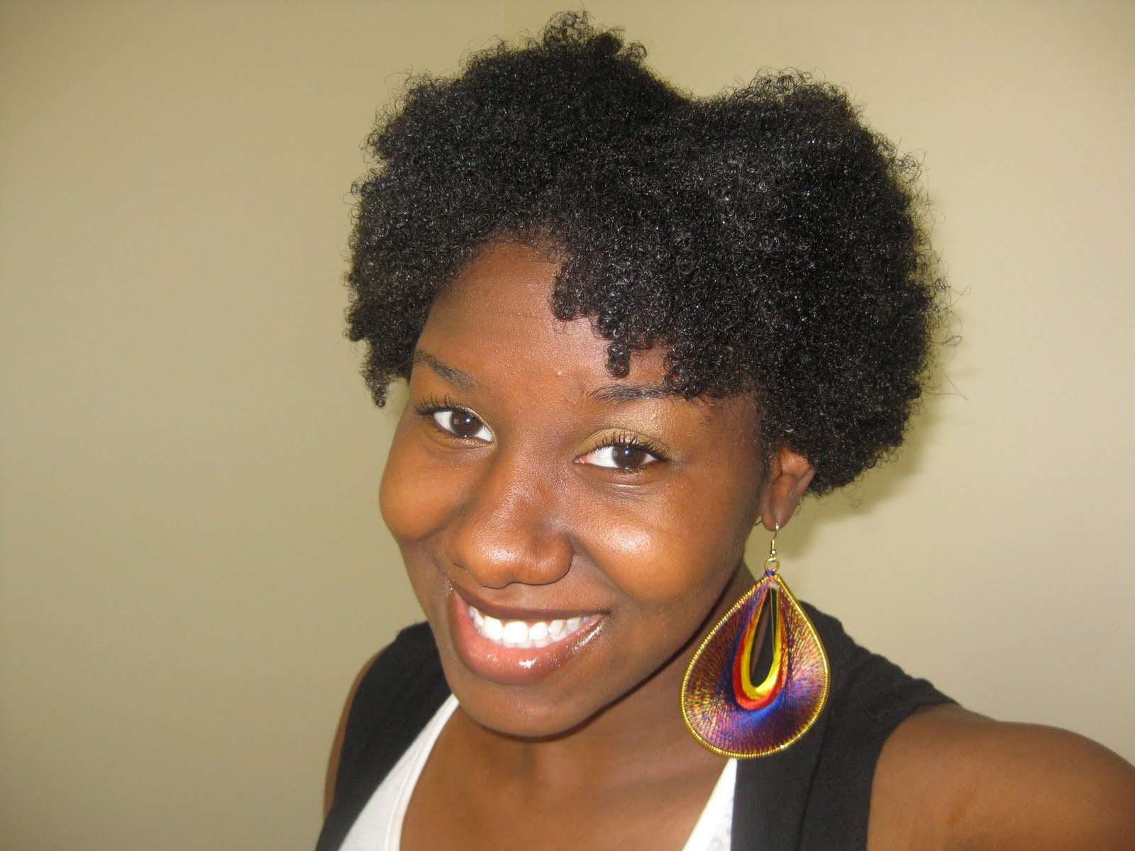 Transition to Natural Hair- Online Support