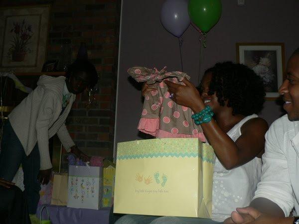 Baby Shower Pics
