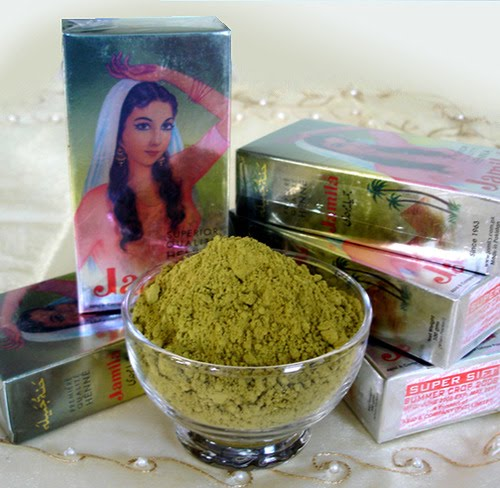 Henna Giveaway