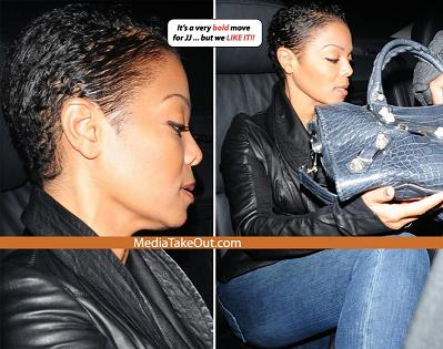 Janet Jackson Big Chopped?!- Natural Hair