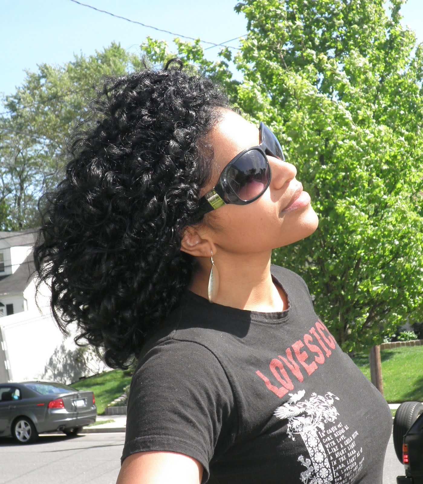IvyCharlaine- Naturally Glam Hair Idol