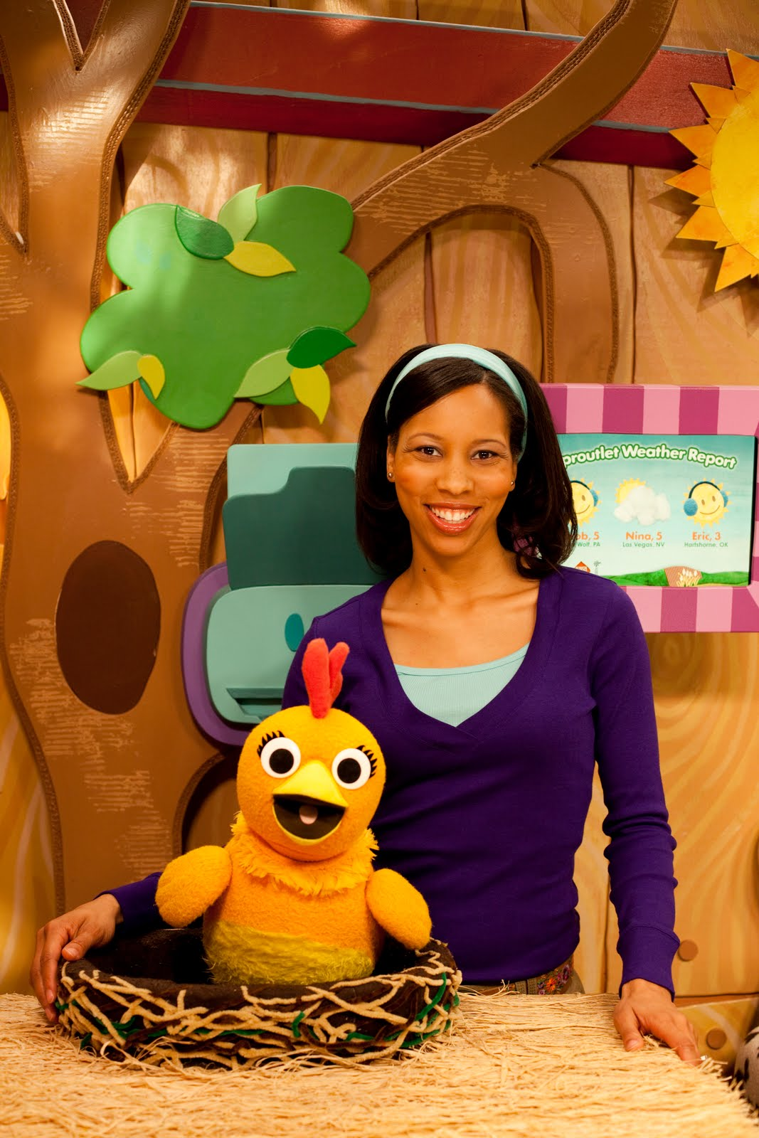 On the Couch with Dennisha Pratt of PBS
