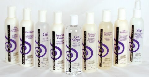 Curly Hair Solutions Giveaway!