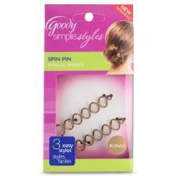 Goody Spin Pin Review