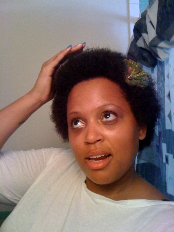 A Diva's Reaction to National Afro Day