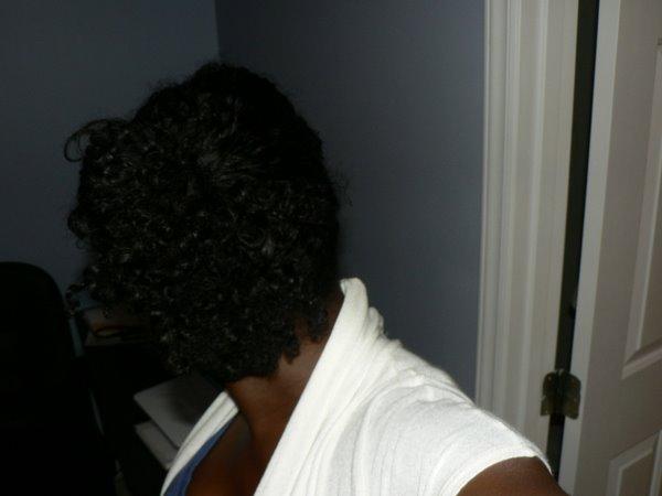 Koos' Double Buns!- Haute Natural Hair Style