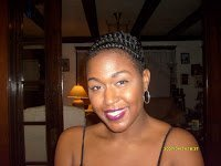 The 'Doo'- A Classy Updo by Tamiah