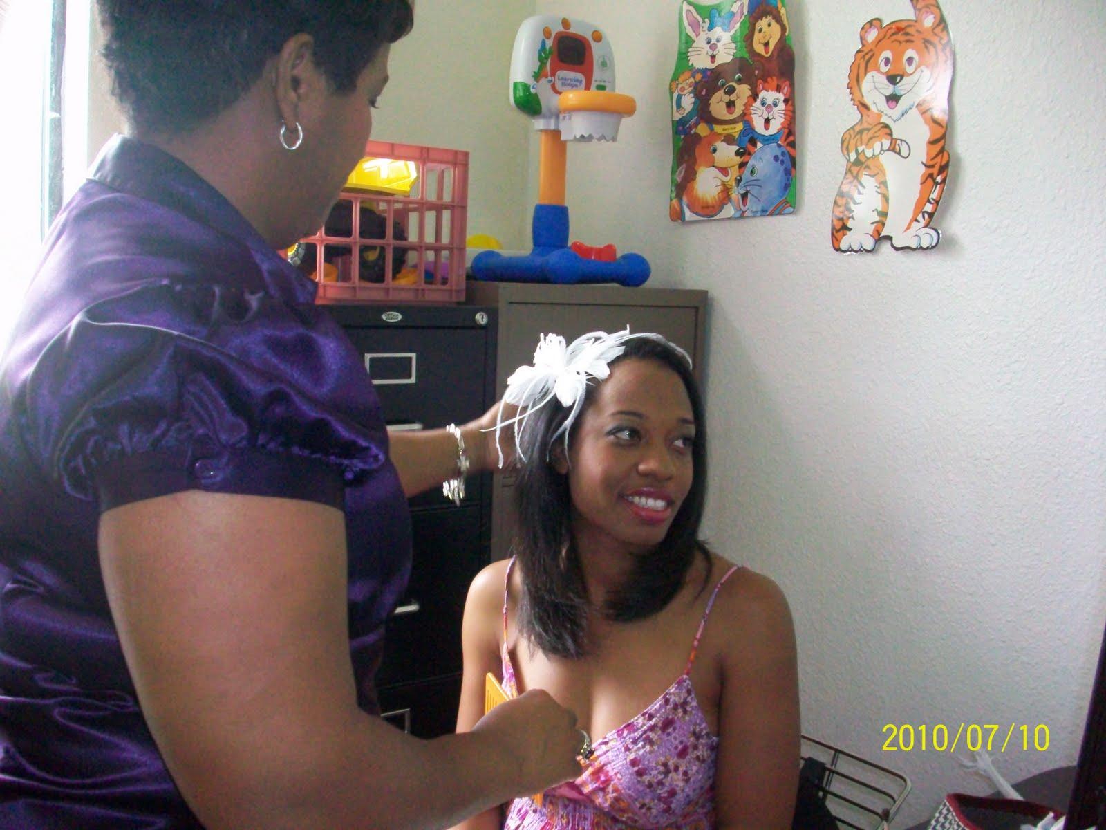 Eboni- A Natural Bride