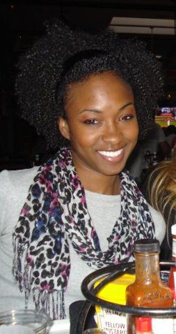 A Wash and Go Routine- Natural Hair Styles