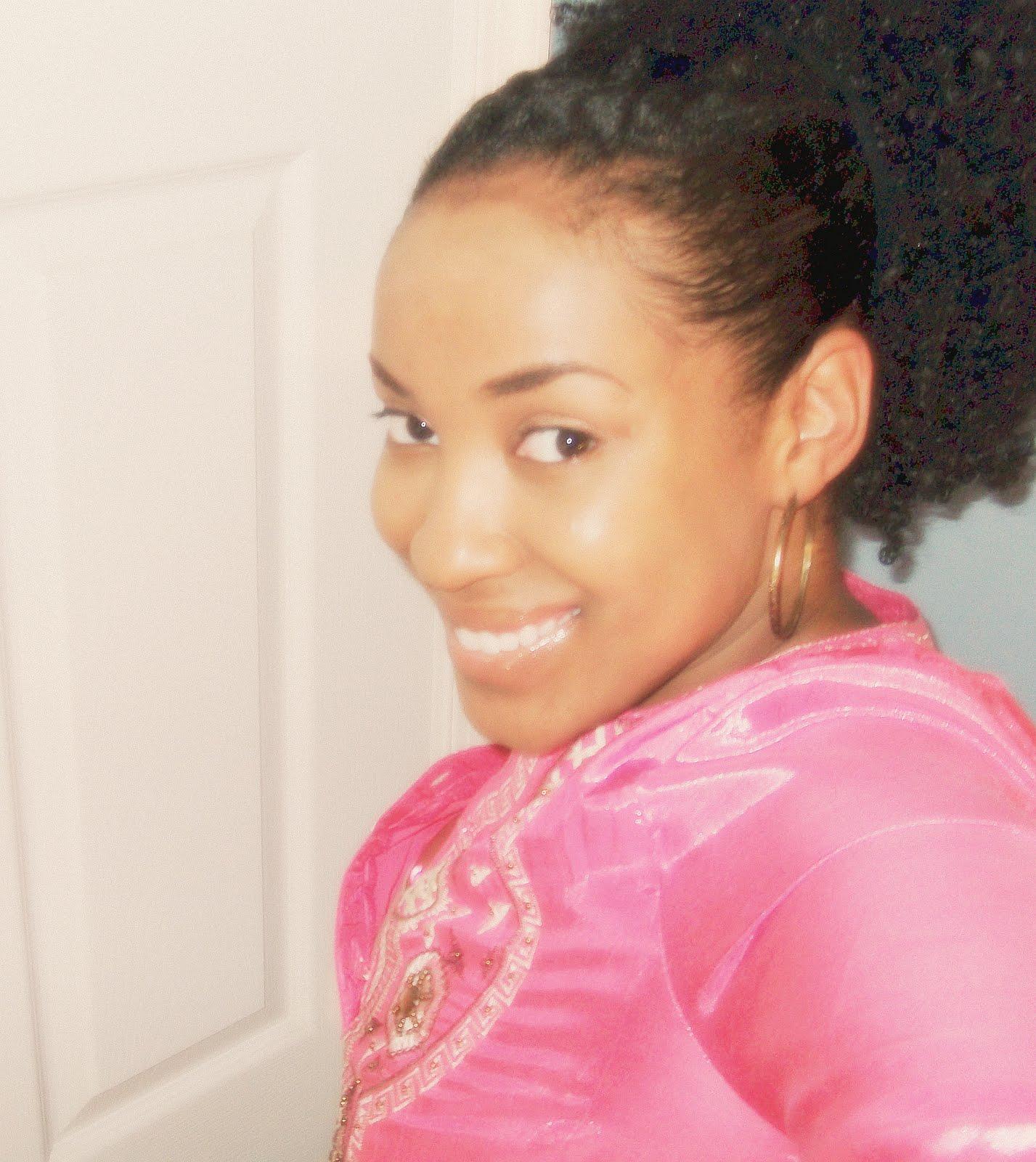 April R.- Naturally Glam Hair Idol
