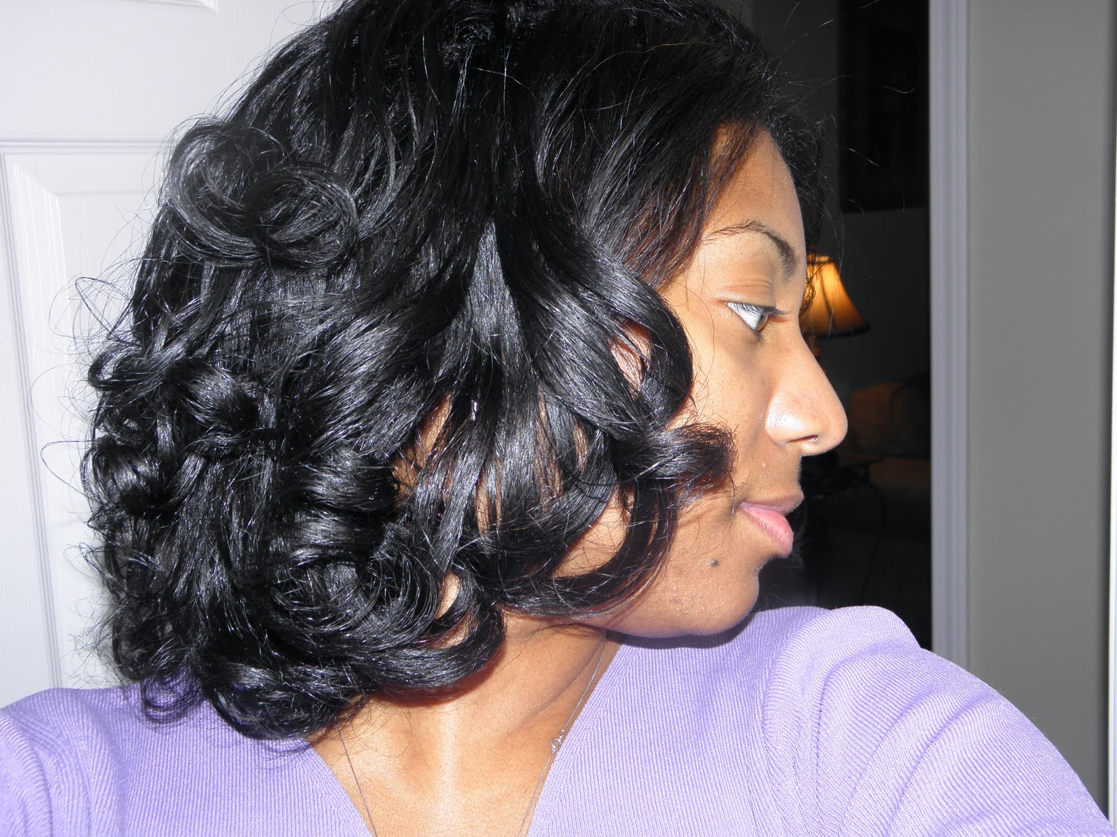 The Perfect Roller Set- Transitioning Styles