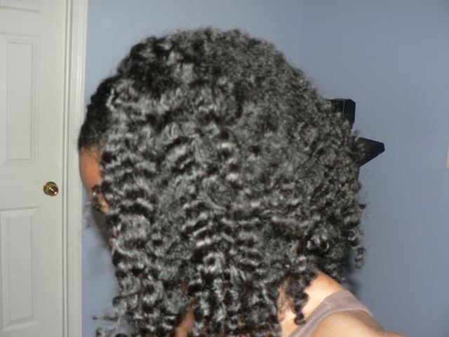 'Dry Twist-Out' Adventures Continued...