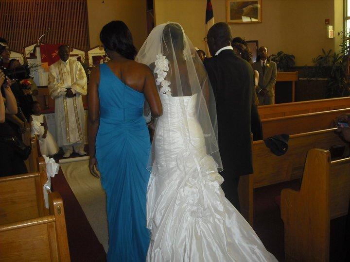 Natural Bride- Elina