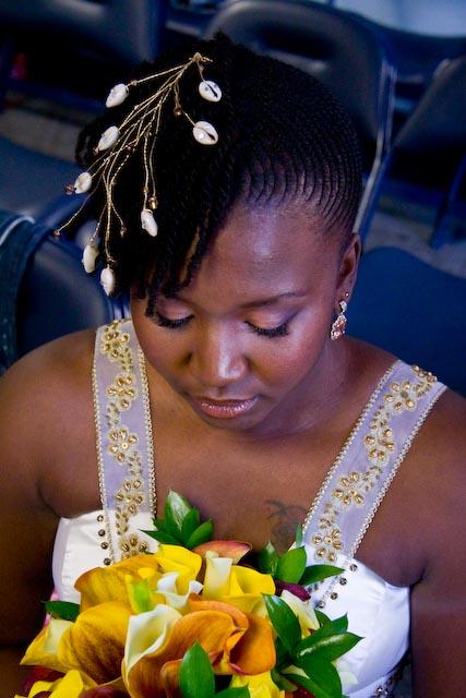 Dea- A Natural Hair Bride