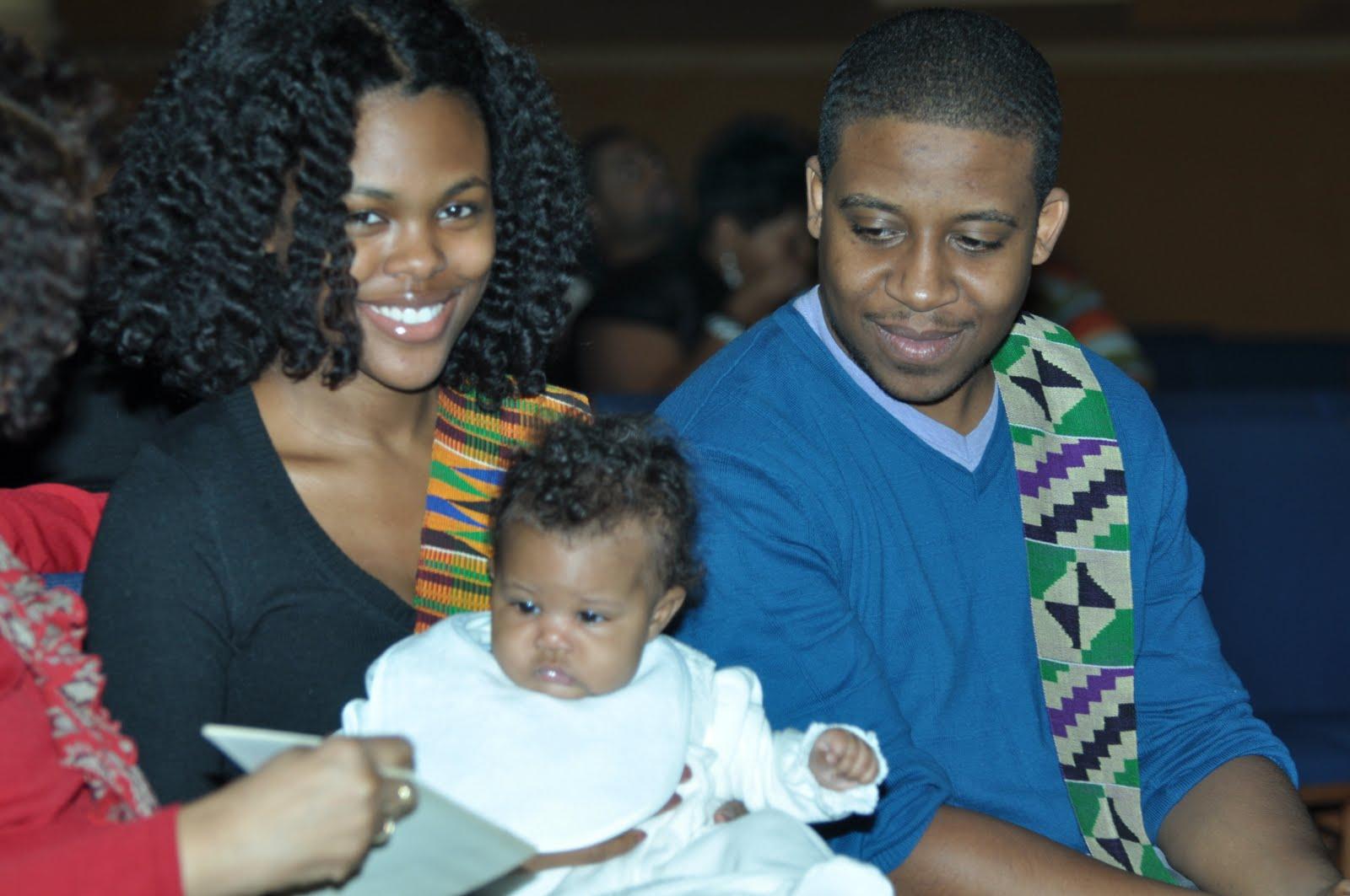 Baby G's Baptism!