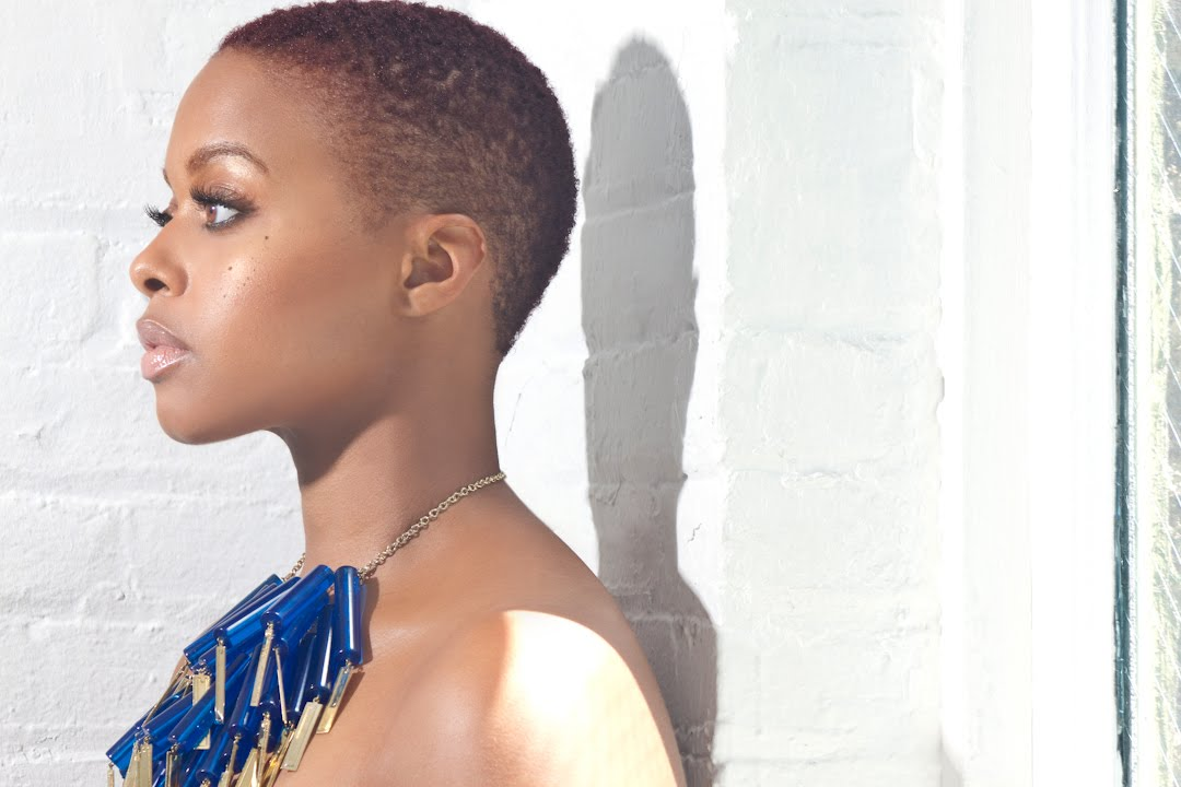 Chrisette Michele on Her Natural Hair