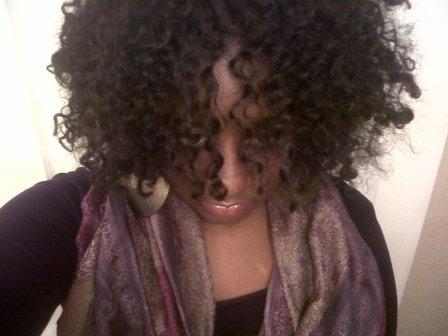 Ebony- A Story of Transition