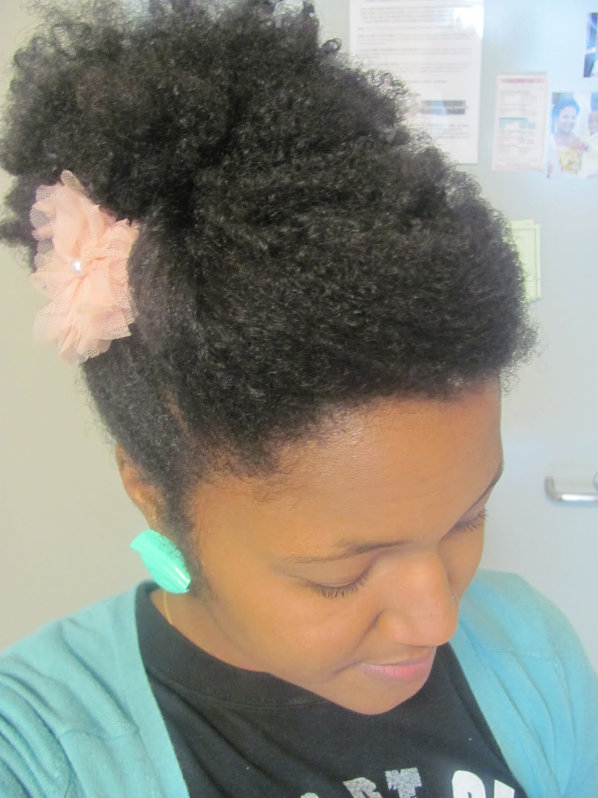 Professional Natural Hair Styles