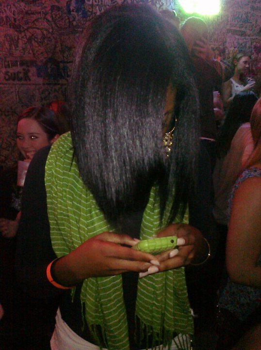Natasha- Naturally Glam Hair Idol