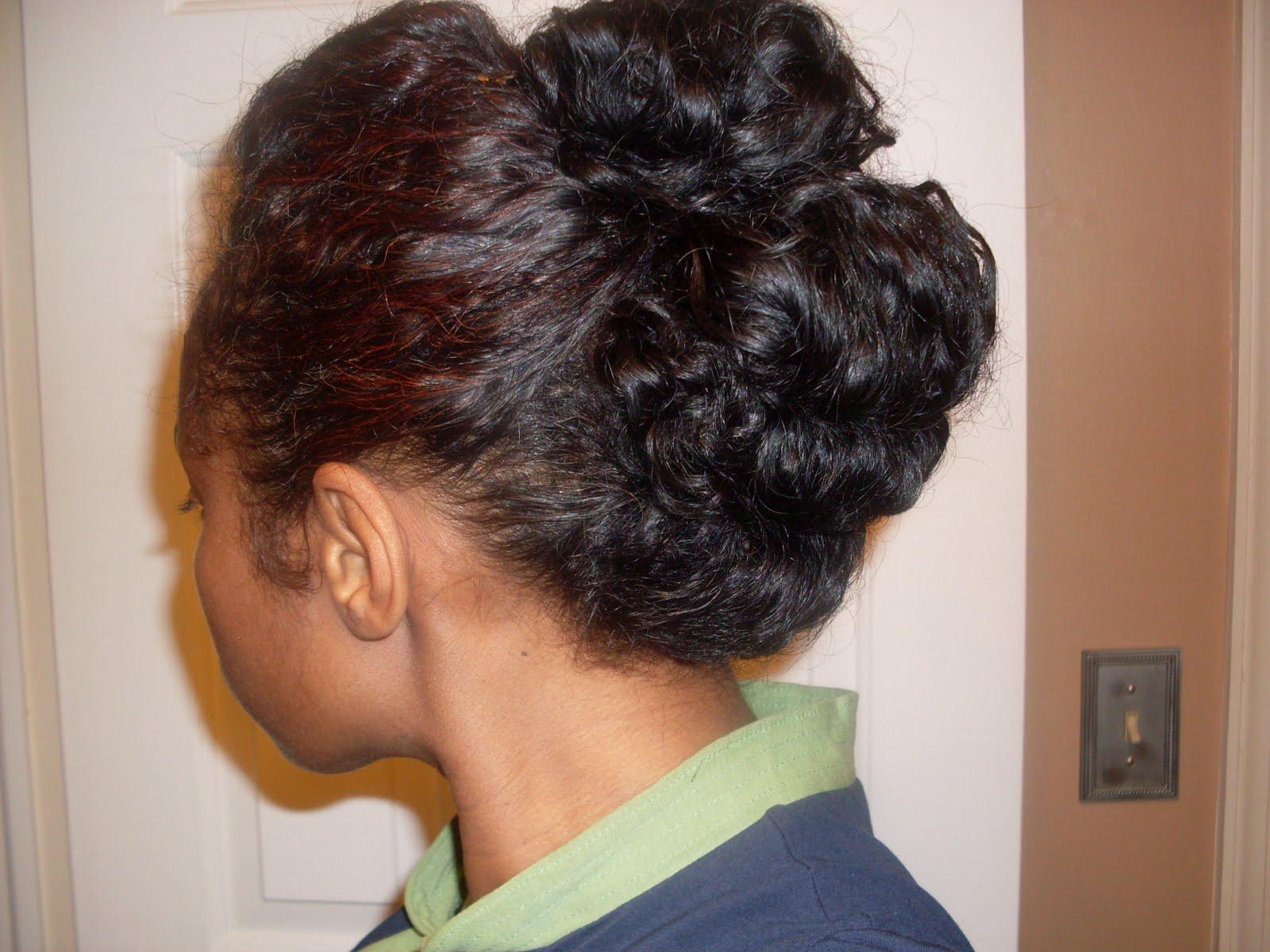 Shelli- Naturally Glam Hair Idol